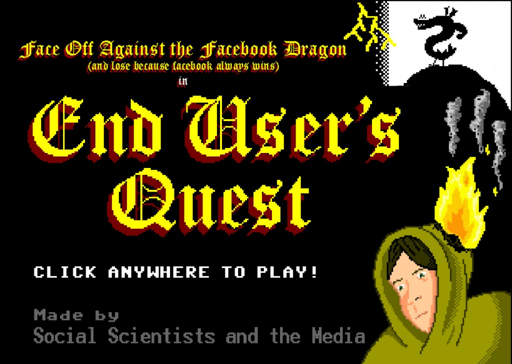 A parody image of the game Peasant's Quest from Homestar Runner.