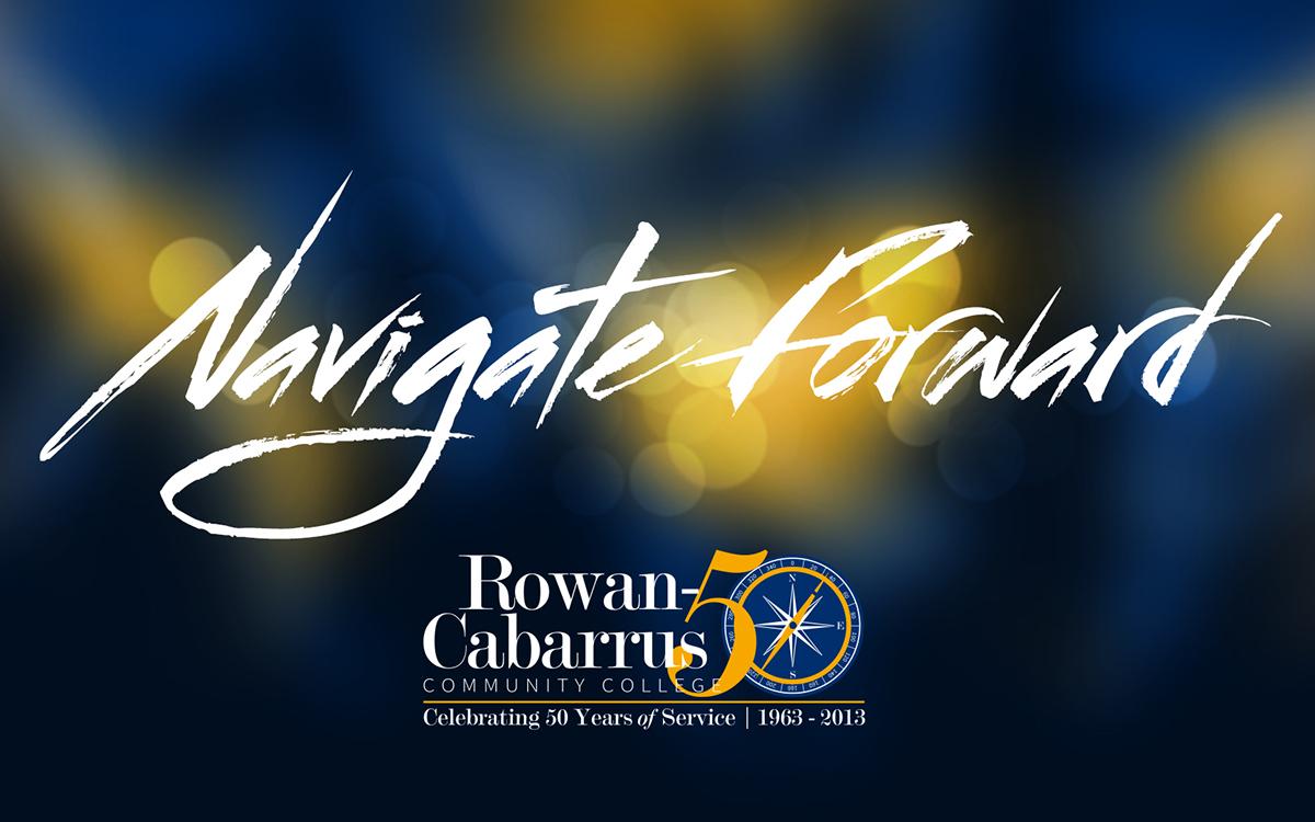 Rowan-Cabarrus Branding