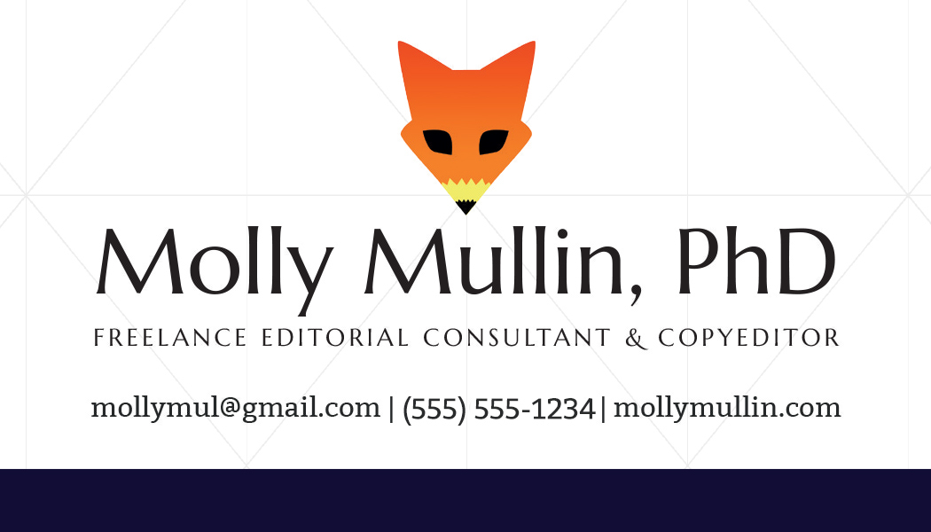 molly mullin  phd  editorial consultant